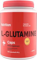 Аминокислота AB PRO L-Glutamine caps 360 капсул (GLUT360AB0017) от Rozetka
