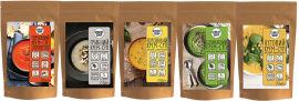 Акция на Набор крем-супов Street Soup в пакетах 250 г х 5 шт (8768137289997) от Rozetka