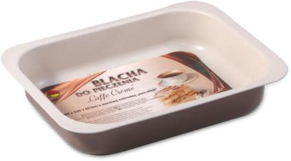 Акция на Лист SNB с антипригарным покрытием 290х220х60 Caffe Crème (SNB-99051/7) от Rozetka