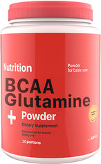 Аминокислота AB PRO ВСАА + Glutamine Powder 236 г Strawberry (BCGL236ABST04) от Rozetka