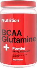 Акция на Аминокислота AB PRO BCAA (бцаа) + Glutamine Powder 1000 г клубника (BCGL100ABST28) от Rozetka