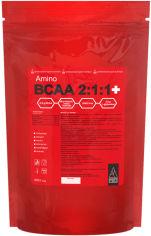 Аминокислота AB PRO Amino BCAA 2:1:1 400 г Клубника (BCAA400ABST77) от Rozetka