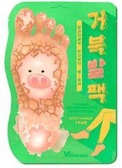 Акция на Elizavecca Witch Piggy Hell-Pore Turtles Foot Pack Отшелушивающая маска-носочки для ног от Stylus
