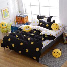 Комплект постельного белья MirSon Бязь 17-0073 Avril 160х220 см (2200001520578) от Rozetka