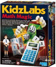 Акция на Набор для фокусов 4M Магическая математика (00-03293) от Rozetka