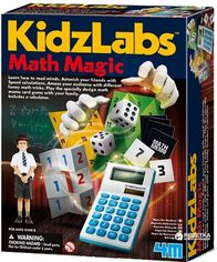 Набор для творчества 4M Магия чисел (00-03293) (4893156032935) от Rozetka