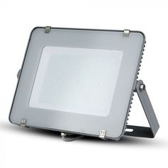 Акция на Прожектор уличный  LED V-TAC, 200W, SKU-484, Samsung CHIP, 230V, 4000К, серый от MOYO