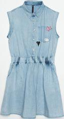 Платье Reporter Young 201-0225G-30-000 140 см Голубое (5900703642420) от Rozetka