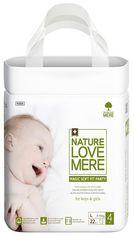 Акция на Подгузники NatureLoveMere Magic Soft Fit размер XL 20 шт (8809402093687) от Rozetka