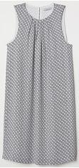 Платье H&M XAZ123878PEQC 42 Белое с черным (2000002969334) от Rozetka