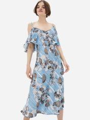 Платье Jhiva 90158660 50 Голубое принт (J2100000625772) от Rozetka