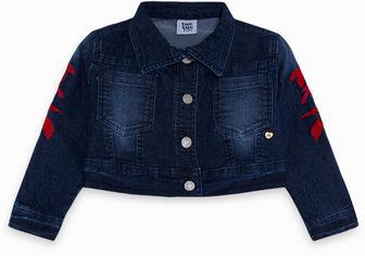 Джинсовая куртка TUC TUC 11280621 137-144 см Голубая (8434830225678) от Rozetka
