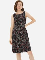 Платье Gingier 90171313 44 Черное принт (J2100000600816) от Rozetka