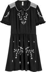 Платье H&M Divided XAZ089962FGZF 46 Черное (DD2000001649886) от Rozetka