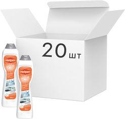 Упаковка чистящего крема Helper универсального Отбеливающего 500 мл х 20 шт (4820183970619) от Rozetka