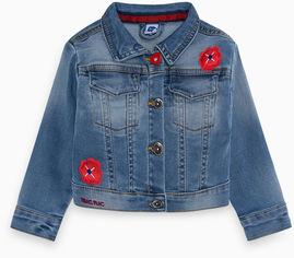 Джинсовая куртка TUC TUC 11280334 72-74 см Голубая (8434830198521) от Rozetka