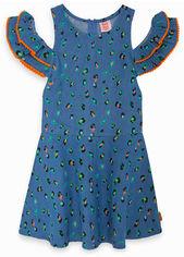 Акция на Платье TUC TUC 11280597 111-116 см Голубое (8434830223711) от Rozetka