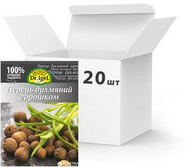 Акция на Упаковка перца Dr.IgeL душистого горошек 15 г х 20 шт (14820155170228) от Rozetka