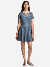 Платье H&M XAZ127840UBUQ 32 Синее (2000002794684) от Rozetka