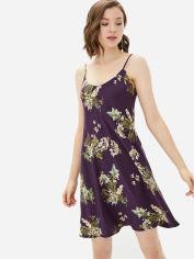 Сарафан Gingier 90171475 42 Фиолетовый (J2100000601684) от Rozetka