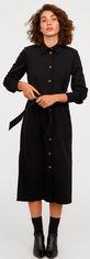 Платье H&M XAZ117865GZGG 34 Черное (DD2000002359463) от Rozetka
