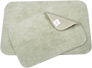 Акция на Коврик Irya Basic green зеленый 50х80 (svt-2000022237789) от Rozetka