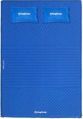 Самонадувающийся коврик KingCamp Comfort Double II KM3594 Royal Blue от Rozetka