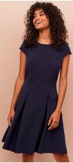 Платье H&M XAZ173331ETAB 32 Темно-синее (DD2000003720576) от Rozetka