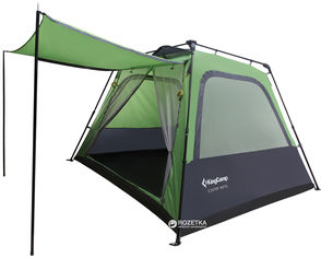 Палатка KingCamp Camp King Green (KT3096 Green) от Rozetka