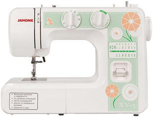 Швейная машина JANOME XV-3 от Rozetka