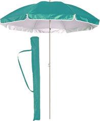Зонт пляжный усиленный с наклоном Kodor Anti-UV 2.0 антиветер система Ромашка Бирюзовый (ЗП200ромбир) от Rozetka