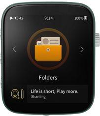 MP3-плеер Shanling Q1 Forest Green (90401852) от Rozetka