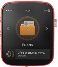 Акция на MP3-плеер Shanling Q1 Fire Red (90401853) от Rozetka