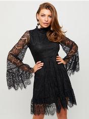 Платье Karree Росси P1841M5837 M Черное (karree100012222) от Rozetka
