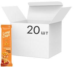 Упаковка чипсов Long Chips Ароматное барбекю 75 г х 20 шт (14750127000263) от Rozetka