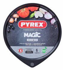 Форма металлическая Pyrex Magic круглая для пиццы 30см MG30BZ6 от Podushka