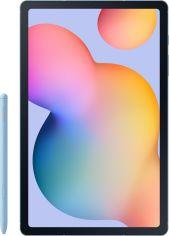 Планшет SAMSUNG Galaxy Tab S6 Lite 10.4 LTE 4/64GB Blue (SM-P615NZBASEK) от Eldorado