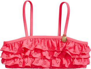 Купальный лиф H&M 4491755 110-116 см Розовый (hm02734467162) от Rozetka