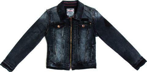 Куртка джинсовая Vingino Vi06060090889 140 см Темно-серая (Vi06060090889) от Rozetka