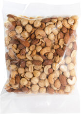 Смесь ореховая Сити-Ферма миндаль, фундук, арахис, кешью 500 г (9900112200552) от Rozetka