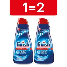Гель для мытья посуды в посудомоечной машине FINISH Gel All in 1 650 мл (5997321731667/5997321732824) от Rozetka