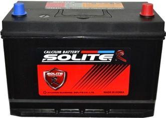 Автомобильный аккумулятор Solite R Japan 100Ah Ев (-/+) (850CCA) (125D31L) от Rozetka
