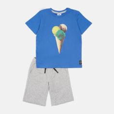 Акция на Костюм (футболка + шорты) TUC TUC 11280768 99-104 см Голубой (8434830238302) от Rozetka