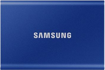 Samsung Portable SSD T7 1TB USB 3.2 Type-C (MU-PC1T0H/WW) External Blue от Rozetka