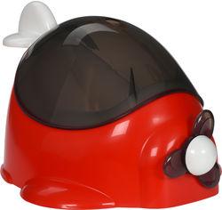 Детский горшок Same Toy QCBaby Самолет Красный (QC9905red) от Rozetka