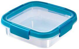 Контейнер для пищевых продуктов Curver Fresh квадратный 0,6л curver-00926  цвет голубой от Podushka
