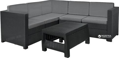 Акция на Набор мебели Keter Provence Set Серый (3253929173004) от Rozetka