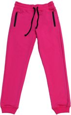 Спортивные штаны Danaya ШЯТ-13/18 134 см Малиновые (2000013851277) от Rozetka