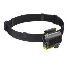 Акция на Крепление на голову Sony BLT-UHM1 для экшн-камер Sony от MOYO