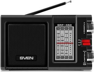 Sven SRP-450 Black (00800003) от Rozetka